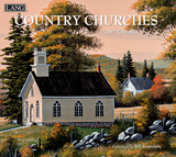 Country Churches - 2017 Calendar Calendars