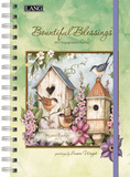 Bountiful Blessings - 2017 Spiral Planner Calendars