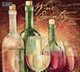 Wine Country - 2017 Calendar Calendars