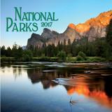 National Parks - 2017 Calendar Calendars