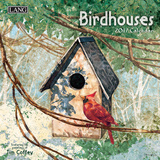 Birdhouses - 2017 Mini Calendar Calendars
