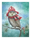 HOOT this Christmas! Prints by Vickie Wade