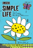 Simple Life - 2017 Monthly Pocket Planner Calendars