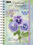 Botanical Inspiration - 2017 Spiral Planner Calendars