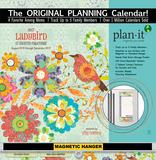 Ladybird - 2017 Planning Calendar with Magnetic Hanger Calendars