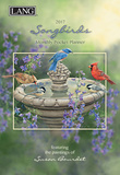 Songbirds - 2017 Monthly Pocket Planner Calendars