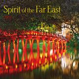 Spirit Of The Far East - 2017 Calendar Calendars