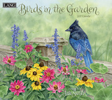 Birds In The Garden - 2017 Calendar Calendars