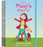 Mom's 17-Month - 2017 Planner Calendars