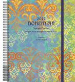 Bohemian 17-Month - 2017 Planner Calendars