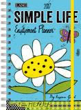 Simple Life - 2017 Spiral Planner Calendars