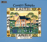 Country Sampler - 2017 Calendar Calendars