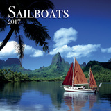 Sailboats - 2017 Calendar Calendars