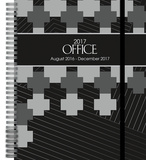 Office 17-Month - 2017 Planner Calendars