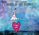 Heart Of The Journey - 2017 Calendar Calendars