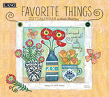 Favorite Things - 2017 Calendar Calendars