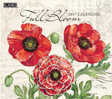 Full Bloom - 2017 Calendar Calendars