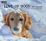Love Of Dogs - 2017 Calendar Calendars