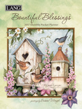 Bountiful Blessings - 2017 Monthly Pocket Planner Calendars