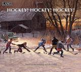 Hockey Hockey Hockey - 2017 Calendar Calendars