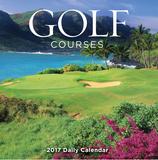 Golf Courses - 2017 Boxed Calendar Calendars