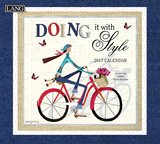 Doing It With Style - 2017 Calendar Calendars