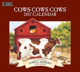 Cows Cows Cows - 2017 Calendar Calendars
