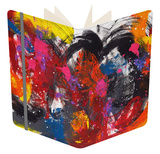 Abstract Notebook by  Lynn