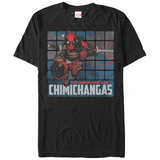 Deadpool- Someone Say Chimichangas Shirts