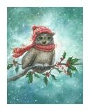 Owl-lelujah! Prints by Vickie Wade