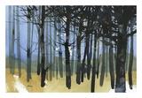 Tangle Knot Wood Affiches par Paul Bailey