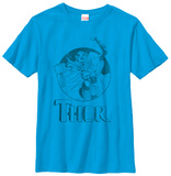 Youth: Thor- Cosmic Geometry T-Shirt