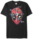 Deadpool- Target Practice T-Shirt