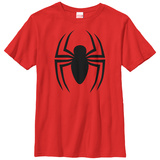 Youth: Spiderman- Ultimate Logo T-skjorter