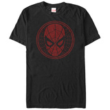 Spiderman- Spiderweb Badge Shirt