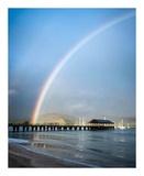 Rainbows at Hanalei II Prints by Daniel Burt