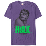 The Hulk- Rough Sketch T-shirts