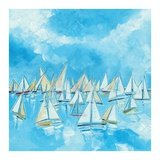 Sailing Boats Posters by Stuart Roy