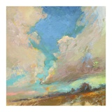Clouds Got in My Way Prints by Beth A. Forst