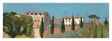 Monastero di San Girolamo Posters by Jane Henry Parsons