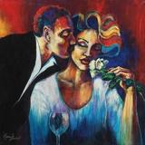 The Scent of Love Plakat av Monica Stewart
