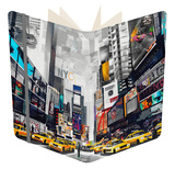 Time Square Notebook by James Grey