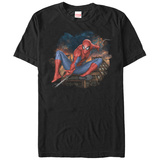 Spiderman- City Swinger T-shirts