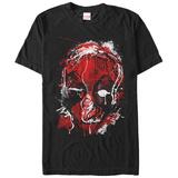 Deadpool- Bleedin Graffiti Shirts