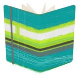 Aquatic Breeze 2 Notebook by  NaxArt
