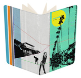Sunset In Hamptons Notebook by  NaxArt