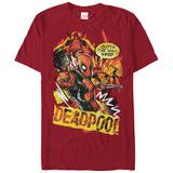 Deadpool- Outta The Way Nerd! Vêtements