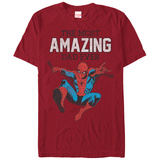 Spiderman- Most Amazing Dad Ever T-Shirt