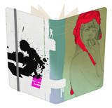 Red Hat Notebook by  NaxArt