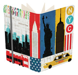 New York City Experience Notebook by Mo Mullan